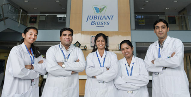 About Jubilant Biosys, India