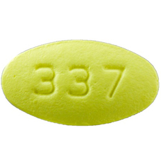 Losartan Potassium Oral Tablet Drug Information, Side ...